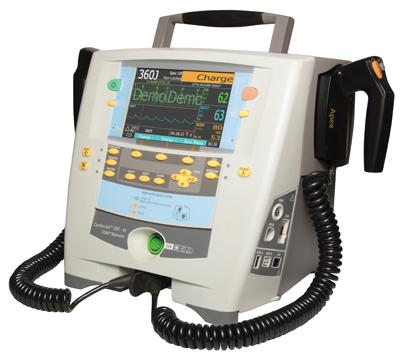 Nuevo monitor desfibrilador para hospitales yambulancias